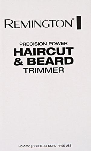 Remington-HC5550AM-Precision-Power-Haircut-Beard-Trimmer-Hair-Clippers-Beard-Trimmer-Clippers