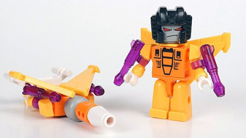SUNSTORM - Kre-o Transformers Kreon Micro Changers Single Figure (Loose) - 1