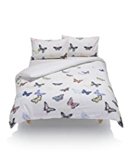 Bright Butterfly Bedset