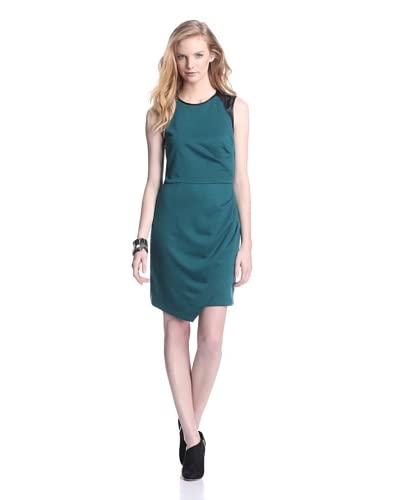 W118 by Walter Baker Women's Brittany Sheath Dress  [Emerald]