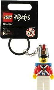 LEGO Pirates: Soldier Keychain