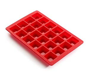 Lekue Silicone Mini Brownie Baking Pan