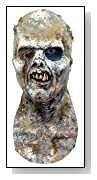 Fulci Zombie Latex Mask