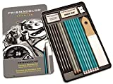 Prismacolor Graphite Drawing Set, 18 Piece.