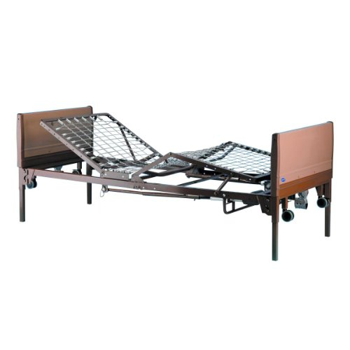 """Ivc Full Electric Low Bed Only Capacity: 450Lbs/36"""" W X 88"""" L; Sleep Surface 36"""" W X 80"""" L"""