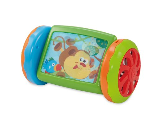 Earlyears Lil Spinner Activity Roller