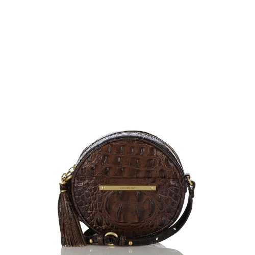 Belle Crossbody<br>Cocoa Melbourne