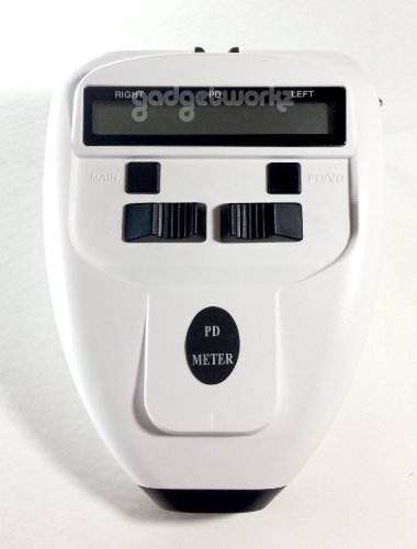 Gadgetworkz Digital Lcd Optical Pupilometer (Ce Approved)