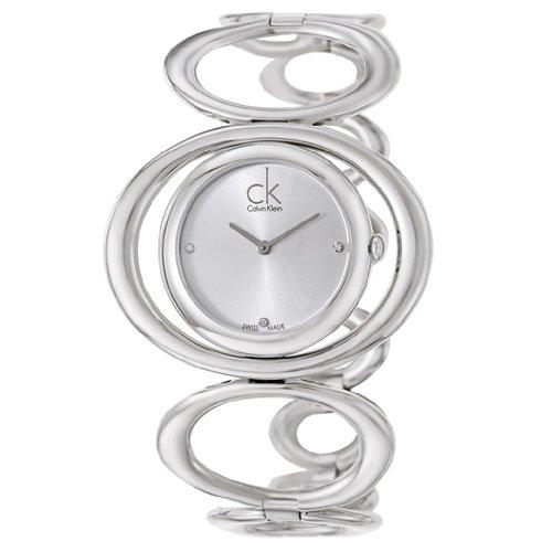 Calvin Klein Graceful Women's Quartz Watch K1P23126 Calvin Klein Dress Watch