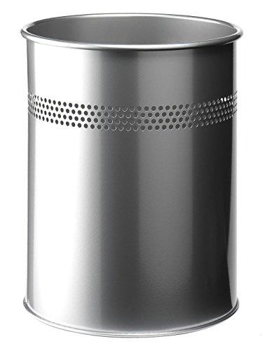 durable-330023-corbeille-a-papier-ronde-15-litres-hauteur-315-cm-en-metal-peint-avec-bande-de-perfor