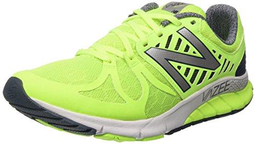 New Balance NBMRUSHGY Scarpe da Corsa Uomo, Verde (Green Yellow D), 40 1/2