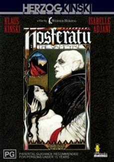 Nosferatu, vampiro de la noche / Nosferatu The Vampyre (AUS) ( Nosferatu: Phantom der Nacht ) ( Nosferatu - fantôme de la nuit ) [ Origen Australiano, Ningun Idioma Espanol ]