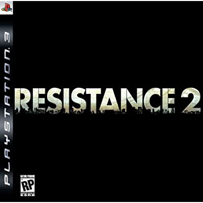 resistance 2 insomniac ps3