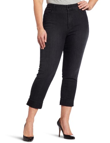 Not Your Daughter's Jeans Women's Plus-Size Lena Ankle Jean