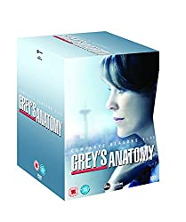 Grey's Anatomy - Season 1-11 [DVD]