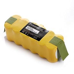 PowerextraTM Batería de repuesto 14.4V 3500mAh para iRobot série Roomba 500 de Powerextra