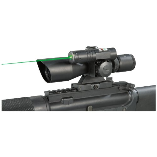 HQ ISSUE 2.5 - 10x40mm Laser Scope