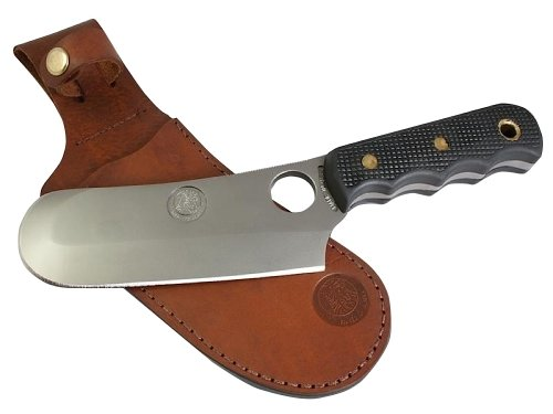 Knives of Alaska Brown Bear Suregrip Handle Knife Combo