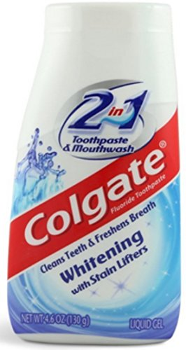 Colgate 2-in-1 Whitening With Stain Lifters Toothpaste 4.60