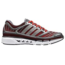 quality design 42fc5 302a0 Buy Adidas Mens Clima Rider Running Shoes Sharp Grey   Metal Silver   Red  G66543 Size 11.5