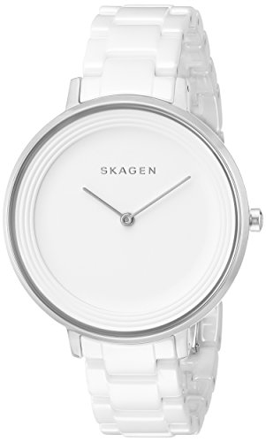 Video Review Skagen Women S Skw2300 Ditte White Link
