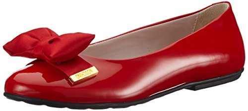 Moschino25726.0 - Ballerine Bambina , Rosso (Rosso (Rosso)), 28