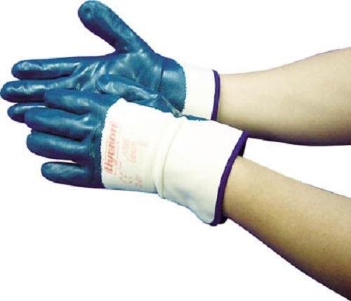 アンセル 作業用手袋 ハイクロン背抜きタイプ M 276078