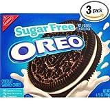 Sugar Free Oreos (6.75 Oz) Pack of 3