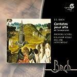 Cantates pour voix d'alto BWV 35, 54...