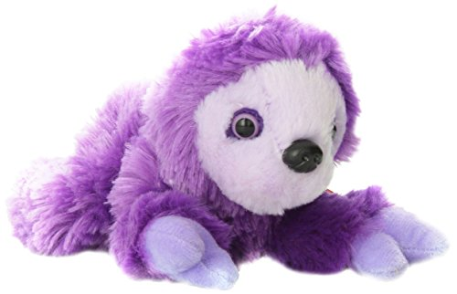 "Sloth Purple 8"" by Aurora"