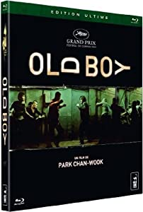Old boy [Blu-ray] (Edition ultime 2 disques + dossier de presse du film) [Édition Ultime]