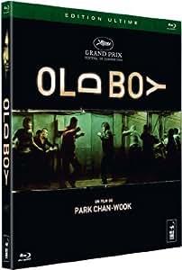 Old boy [Blu-ray] (Edition ultime 2 disques + dossier de presse du film) [Édition Ultime]