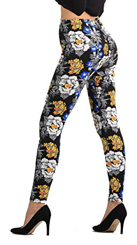 Ultra Soft Printed Leggings