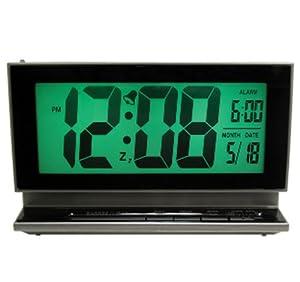 Geneva/Advance Clock 3350E LCD Alarm Clock With Smartlite Auto Sensor, Battery-Operated at Sears.com