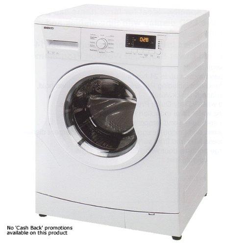 Beko WMB81431LW 1400rpm Washing Machine 8kg Load Class A+ White