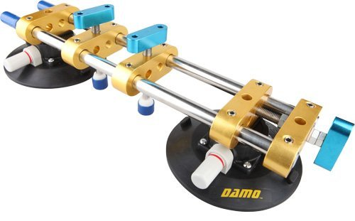 DAMO 6-inch Seam Setter for Seam Joining & Leveling / Professional Countertop Installation