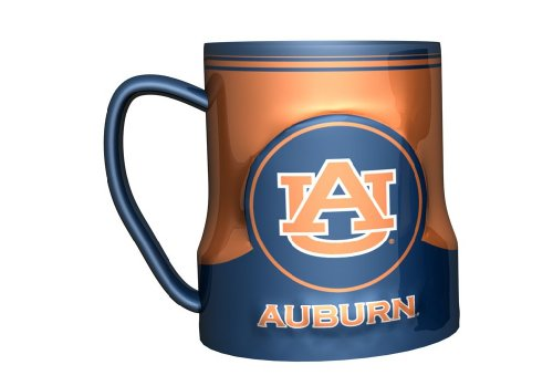 Auburn Tigers Coffee Mug - 18Oz Game Time--(Package Of 2)