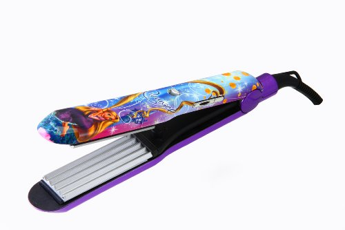 Disney Rapunzel Straightener and Crimper with Child Proof Plug picture