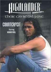 Highlander:Sr:Counterfeit