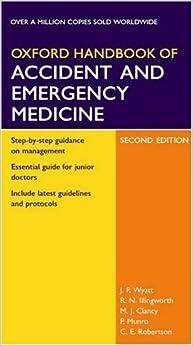 emergency medicine oxford handbook