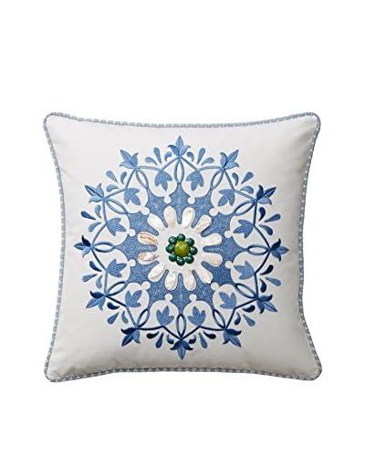 Echo Sardinia Pillow, White