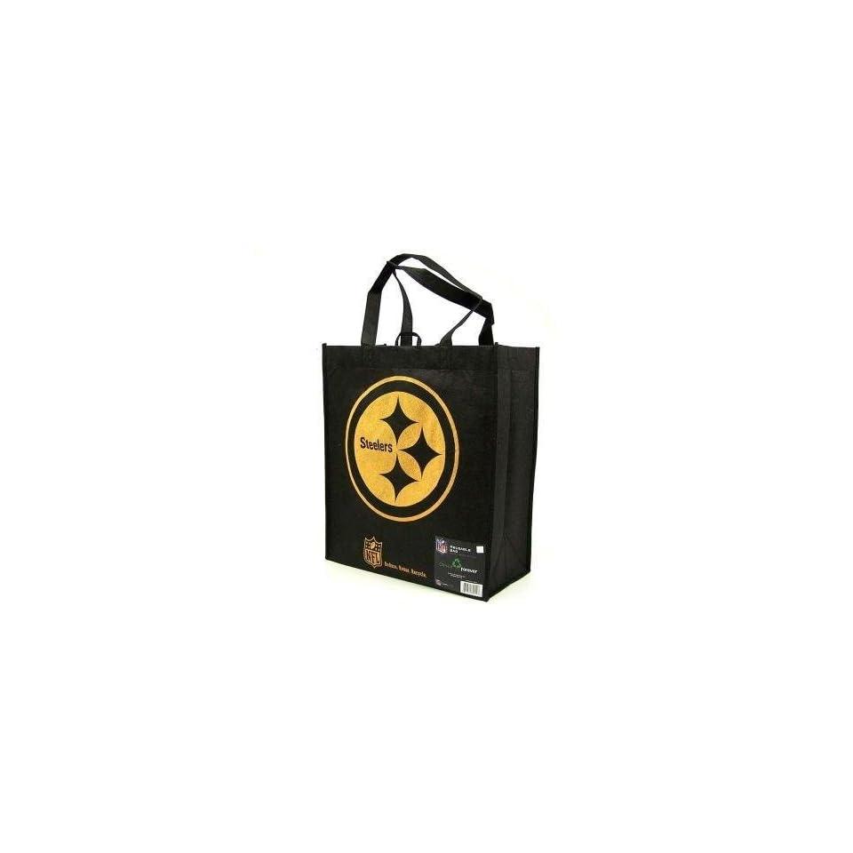 NFLs Pittsburgh Steelers Reusable Bag