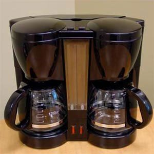 Kitchen Selectives Dual Coffee Maker Drip
