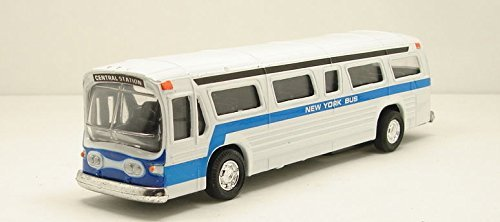 Classic New York City Bus Diecast