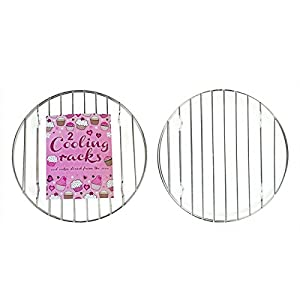 20cm Round Cooling Rack - pack of 2 por Dropship
