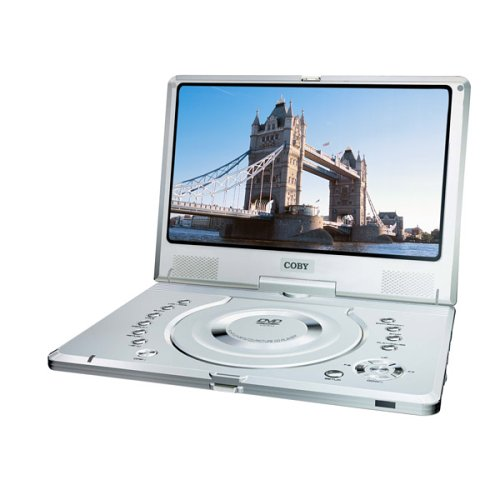 Coby TF-DVD1020 Portable DVD Player (10.2