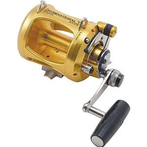 Penn International V-Series 2-Speed Fishing Reel 58Oz 6048
