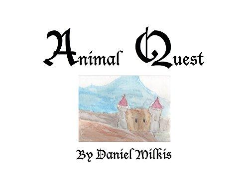 animal-quest-english-edition