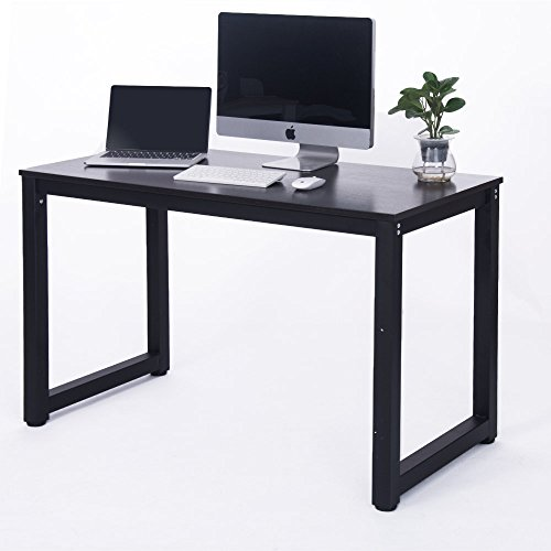 Simple Modern Office Desk Portable Computer Desk Home: Merax 16106 Modern Simple Design Computer Desk, Table