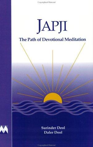 JAPJI: The Path of Devotional Meditation